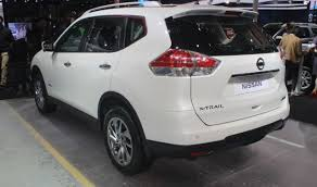 2018 nissan hybrid. modren 2018 2018 nissan xtrail hybrid rear in nissan hybrid s
