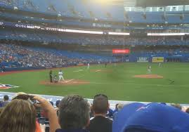 Rogers Stadium Toronto Seating Chart Toronto Blue Jays Seating Guide Rogers Centre