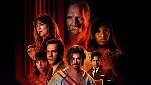 Here's a breakdown of the blazing final act and a look at what it all means. Movie Review Bad Times At The El Royale Showcases A Shady Hotel With Even Shadier Guests