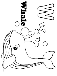 Abc Coloring Pages Free With Color Worksheets For Toddlers Also