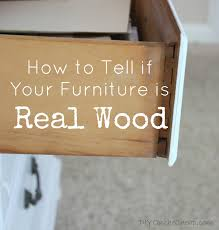 i was recently asked this question by a reader and thought it would be a great post topic how to tell if wood furniture is real or fake