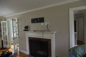 installing tv above fireplace elegant how to install tv over fireplace regarding your home