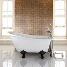 burlington buckingham slipper 1500mm freestanding bath with legs
