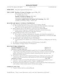 Resume Objective Nursing Nursing Resume Objective Resume Objective ...