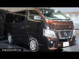 2018 nissan urvan nv350. unique 2018 nissan nv350 caravan premium gx  brown throughout 2018 nissan urvan nv350 o
