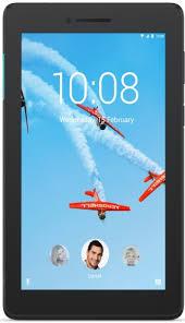 """<b>Планшет Lenovo TAB</b> E7 TB-7104I <b>7</b>"""" 16GB 3G Black (ZA410082RU)"""