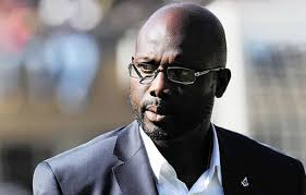 Image result for weah liberia