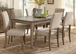 weathered wood dining table. Rectangular Leg Dining Table With Solids Poplar Weathered Gray Finish Wood C