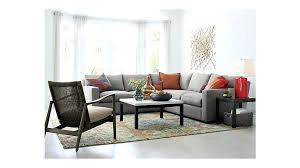 crate and barrel living room ideas. Crate Barrel Living Room Ideas Chair With Fabric Cushion And . D