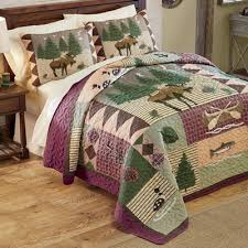 Moose Lodge Quilt Set from Ginny's | 40351 & Moose Lodge Quilt Set Adamdwight.com