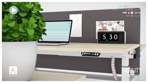 actiu office furniture. Actiu - Mobility Sit / Stand Desk Europadesign.hu Office Furniture