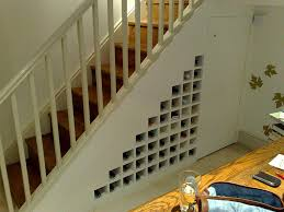 Wine Cellar Racks Ikea Everlasting Innovation Wedgelog Design . Under Stairs  ...