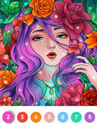 Don't know much about art and painting? Paint By Number Coloring Games On The App Store