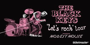 The Black Keys Td Garden