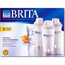 Brita water filter replacement Carbon Image Unavailable Image Not Available For Color Brita Water Pitcher Replacement Filters Amazoncom Amazoncom Brita Water Pitcher Replacement Filters White Filters