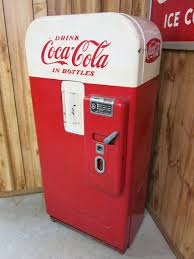 Coke Bottle Vending Machine Stunning Coke Machine Restoration CocaCola Machine Restoration Vintage