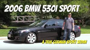 BMW Convertible 2006 bmw 530xi review : 2006 BMW 530i Sport **SOLD** -Video Test Drive with Chris Moran ...