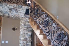 decorative railings. ironman ornamental interior railing. decorative railings m