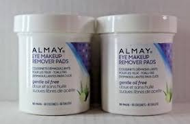 image is loading lot of 2 almay eye makeup remover pads