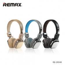Беспроводные <b>наушники REMAX 200HB</b>