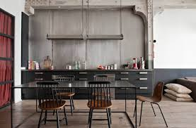 Industrial Kitchen Cabinets Cozy Inspiration 7 Style Remodel Cost