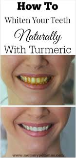 whiten your teeth with this spice from your kitchen turmeric is a surprisingly effective teeth