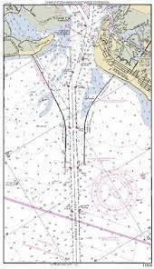 Icw Navigation Charts Icw Charelston Hbr Entrance Ext Marine Chart Us11518_p227