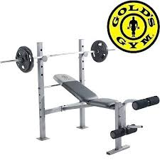 Golds Gym Workout Benches Montyrandall Club