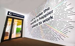 office wall decor ideas. Office Wall Design Professional Decor Ideas  Lovely Wonderful Graphic Office Wall Decor Ideas