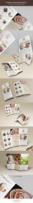 Coffee Shop Brochure Template Coffee Shop Trifold Brochure Template By Wutip24 GraphicRiver 5