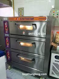 Lò nướng bánh giá rẻ 3 tầng 6 khay Southstar chất lượng cao. Giá cả hợp lý  - Công ty CP điện tử điện máy Thăng Long