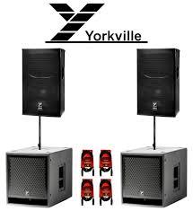 Yorkville Led Lights For Sale