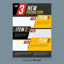 Sales Flyers Template Promotional Flyer Vectors Photos And Psd Files Free Download