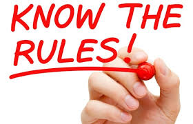 Image result for image of rules