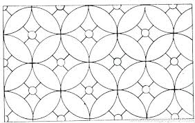Geometric Patterns Coloring Pages Geometric Pattern Coloring Pages