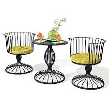 rot iron furniture. Photo Blog June 29 Wrought Iron Chairs Table Furniture Sears Rot