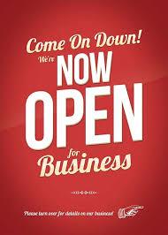 Now Open Flyer Template Now Open Flyer Template Now Open Flyer Template Asafonggecco