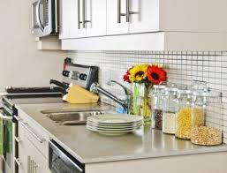 Decorate Kitchen Countertops Elegant Kitchen Counter Decor Stylish Decorating Ideas