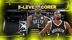 Kevin Durant Build on NBA 2K20 is a ...