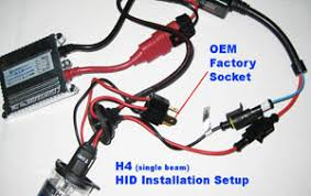 hid conversion xenon light kits bulbs  blog archive installation instructions