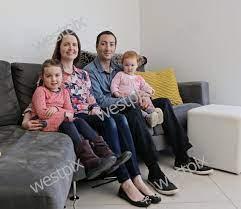 The Coffey Family L R Lily Coffey 5 Phoebe   WestPix