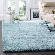 coffee table rugs awesome safavieh milan aqua blue rug 10 x 14 free today