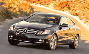 Mercedes-Benz E-class Review: 2010 Mercedes E350 Coupe Test - Car ...