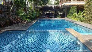 Rock Villa Hoi An: Really nice accommodation!! Great garden with beautiful swimming  pool