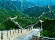 Азия Страны Китай Характеристика Китая Великая китайская стена Достопримечательности Китая
