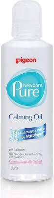 <b>Pigeon Успокаивающее масло Newborn</b> Pure Calming <b>Oil</b> 100 мл ...