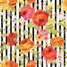 Vintage Floral Print Vintage Floral Lilac Background Seamless Pattern For Design Print