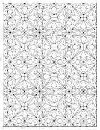 Limited Weird Designoloring Pages Pattern The Sun Flower Underground