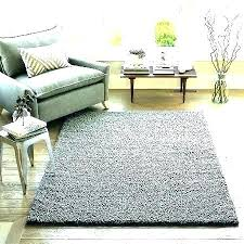 target jute rug round area rugs blue