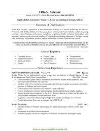 Automotive Service Manager Resume Auto Service Manager Resume Nguonhangthoitrang Net